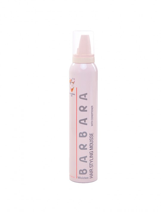 Barbara Hair Styling Mousse